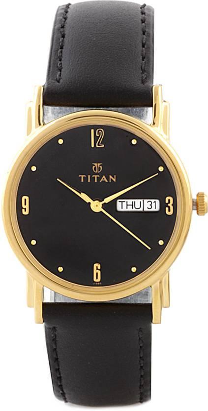 Titan 1445YL06 Karishma Analog Watch  - For Men