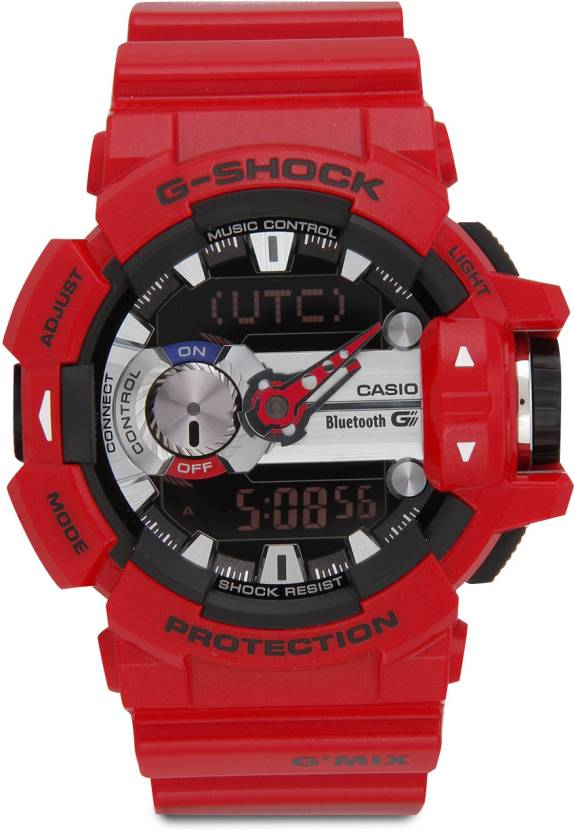 Casio G559 G Shock Analog Digital Watch   For Men available at Flipkart for Rs.9495