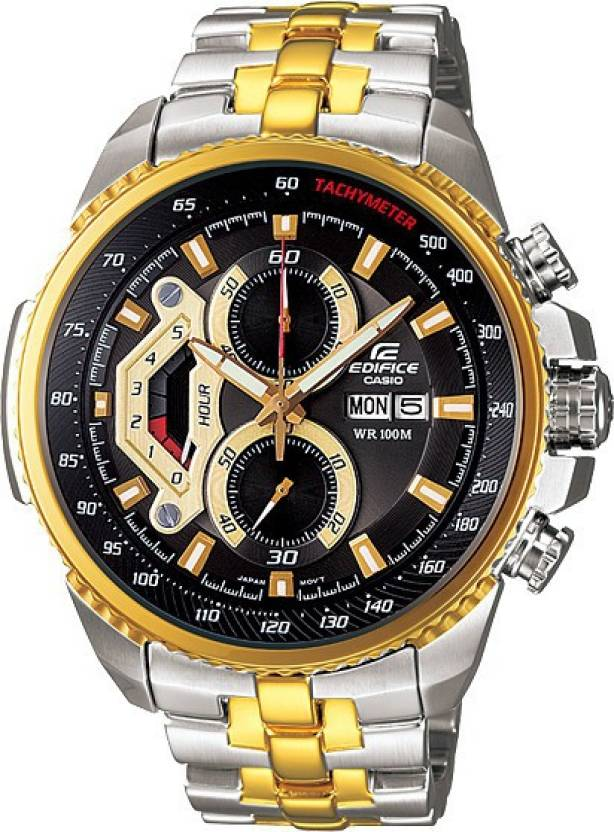 Casio ED439 Edifice Analog Watch  - For Men