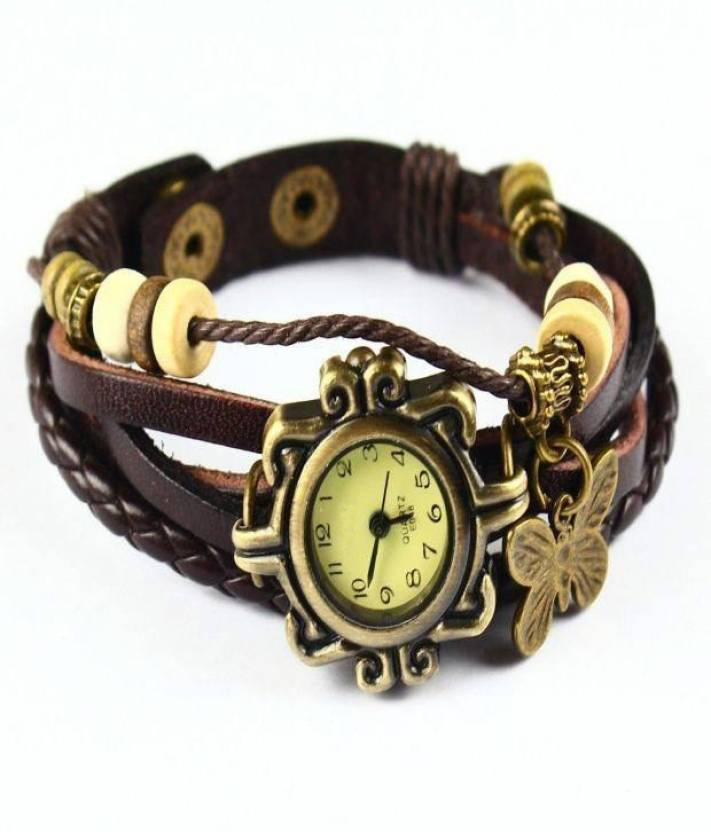 Codice Rakhi Butterfly Analog Watch - For Girls- 77% OFF