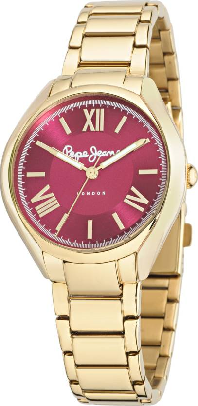 Upto 80% off on Pepe Jeans Watches (Men & Women)