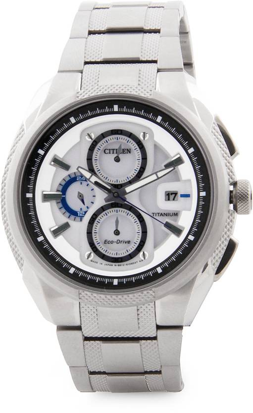 Citizen CA0201 - 51B Eco-Drive Analog Watch  - For Men
