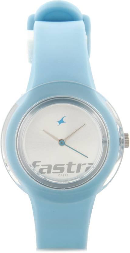 Fastrack NE789PP02 Beach Analog Watch  - For Women