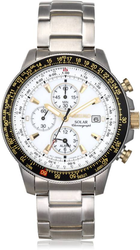 483324b10 Seiko SSC011P1 Solar Chronograph Watch - For Men - Buy Seiko SSC011P1 Solar  Chronograph Watch - For Men SSC011P1 Online at Best Prices in India |  Flipkart. ...