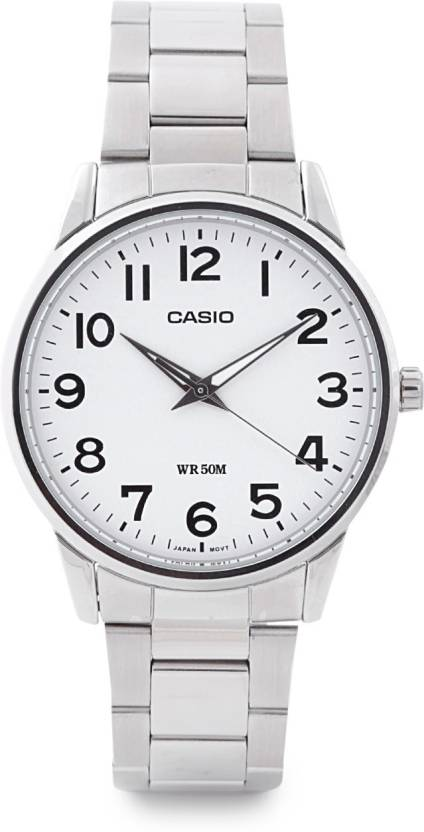 Casio A495 Enticer Analog Watch  - For Men