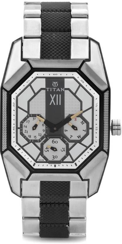 Titan NF1658KM01 Analog Watch - For Men