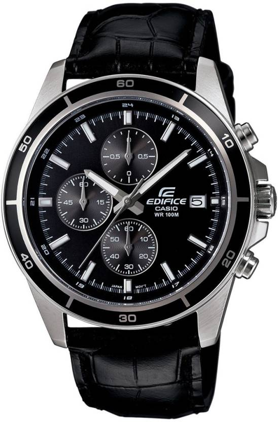 Casio EX096 Edifice Analog Watch  - For Men