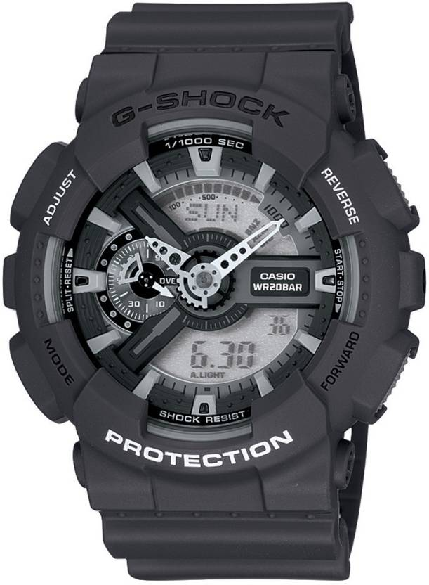 22967e1714b Casio G302 G-Shock Watch - For Men - Buy Casio G302 G-Shock Watch - For Men  G302 Online at Best Prices in India