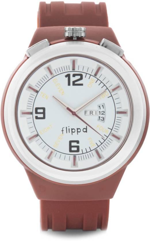 Flippd FD03625 Watch  - For Men