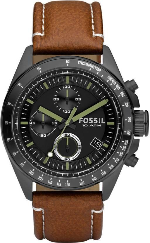 eea5d5438 Fossil CH2687 DECKER Watch - For Men - Buy Fossil CH2687 DECKER Watch - For  Men CH2687 Online at Best Prices in India | Flipkart.com