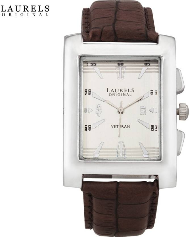 Laurels Lo-Imp-201 Imperial 2 Watch - For Men