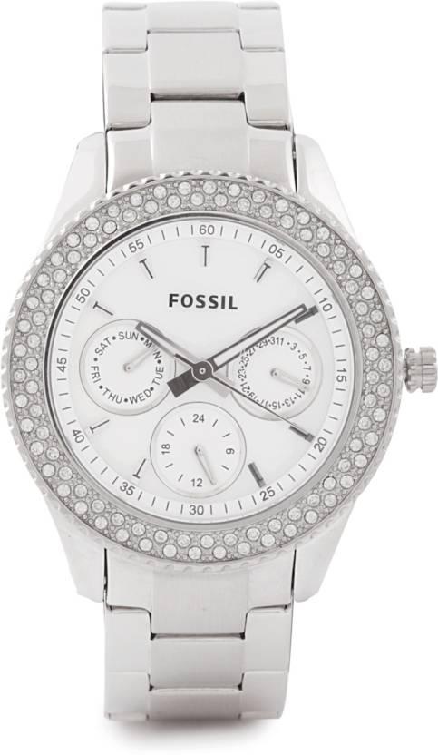 9c61aa7eb902 Fossil ES2860 STELLA Watch - For Women - Buy Fossil ES2860 STELLA ...