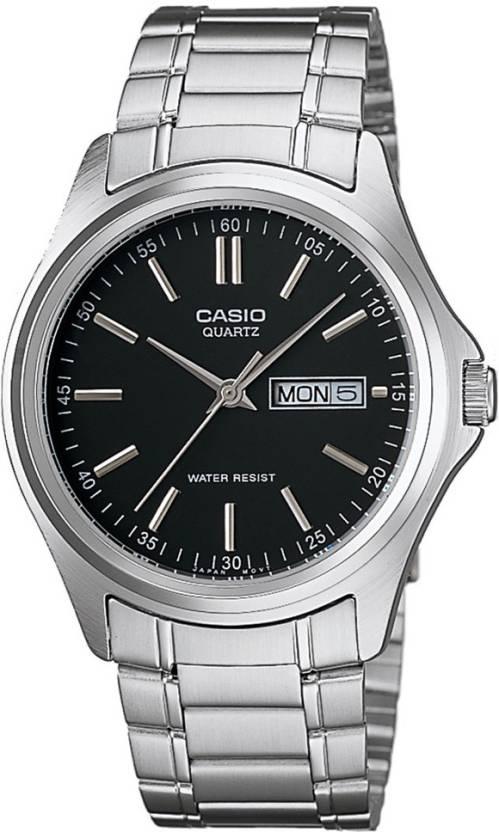 Casio A204 Enticer Men Analog Watch  - For Men