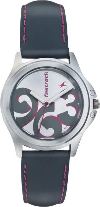 Fastrack 9768SL02 Basics Analog Watch  - For Women