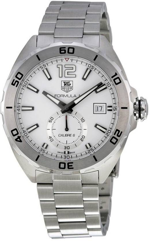 08ea09e06b6 Tag Heuer WAZ2111.BA0875 Formula 1 Watch - For Men - Buy Tag Heuer  WAZ2111.BA0875 Formula 1 Watch - For Men WAZ2111.BA0875 Online at Best  Prices in India ...