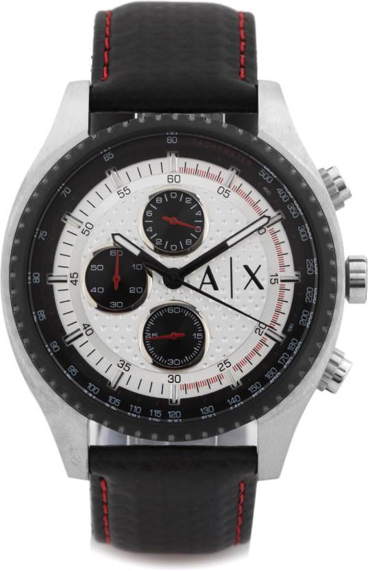 55d5cc4dd7c24 Armani Exchange AX1611 DRIVER TWO Watch - For Men - Buy Armani Exchange  AX1611 DRIVER TWO Watch - For Men AX1611 Online at Best Prices in India |  Flipkart. ...