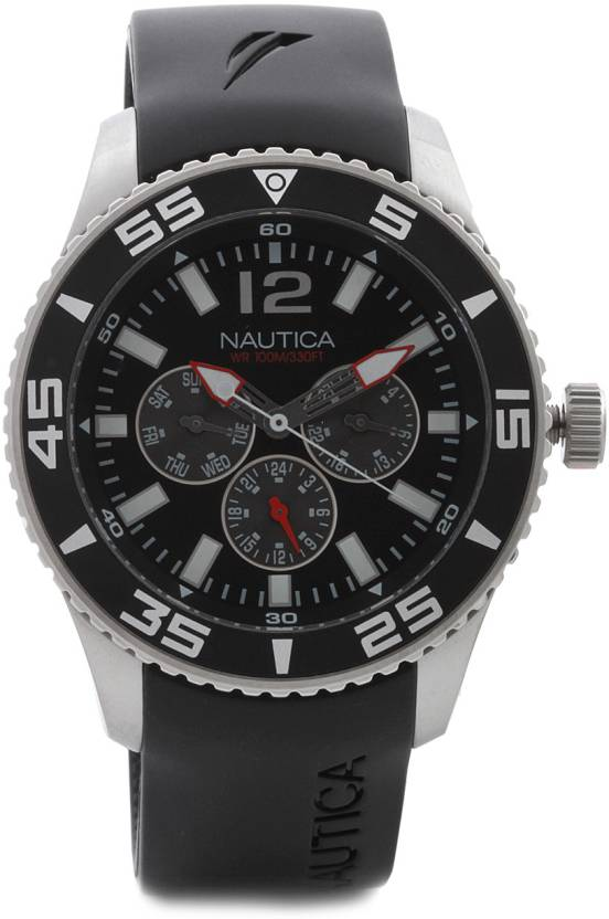 Nautica A12022G Walter Analog Watch  - For Men