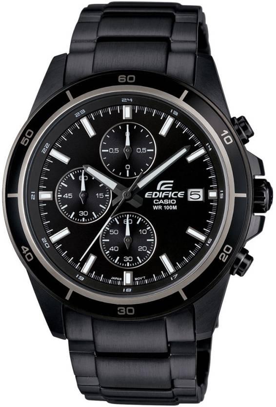 Casio EX206 Edifice Analog Watch  - For Men