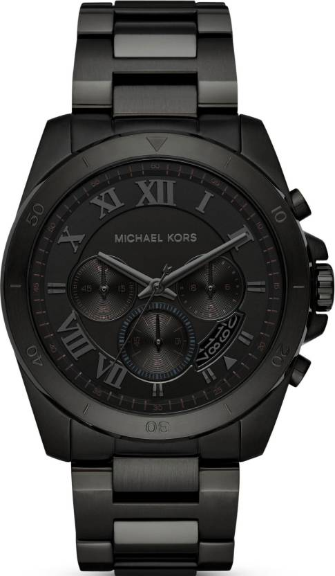1d0a8664697e Michael Kors MK8482 Brecken Watch - For Men - Buy Michael Kors MK8482  Brecken Watch - For Men MK8482 Online at Best Prices in India
