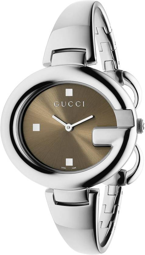 5f1c9e16d16 GUCCI YA134302 Guccissima Collection Watch - For Women - Buy GUCCI YA134302  Guccissima Collection Watch - For Women YA134302 Online at Best Prices in  India ...