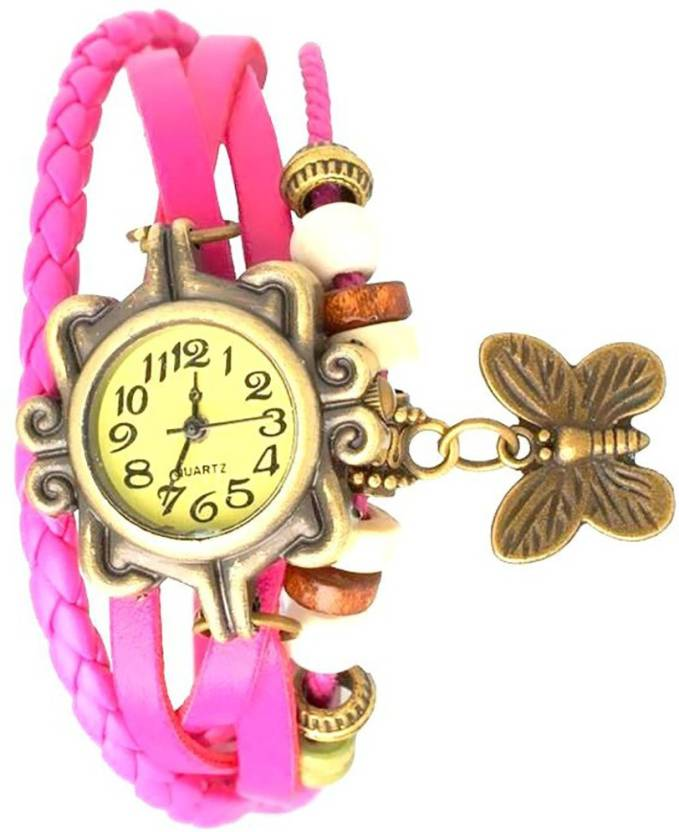 Sir Time Bracelet Style Vintage Watch - For Women