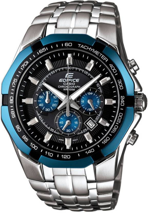 a8d9de2bcee4 Casio EF-540D-1A2VDF Edifice Watch - For Men - Buy Casio EF-540D-1A2VDF Edifice  Watch - For Men EF-540D-1A2VDF Online at Best Prices in India