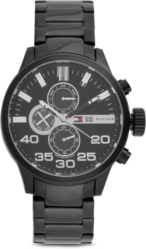 eb9ce40af59d44 Tommy Hilfiger 1791101 Watch - For Men - Buy Tommy Hilfiger 1791101 Watch -  For Men 1791101 Online at Best Prices in India