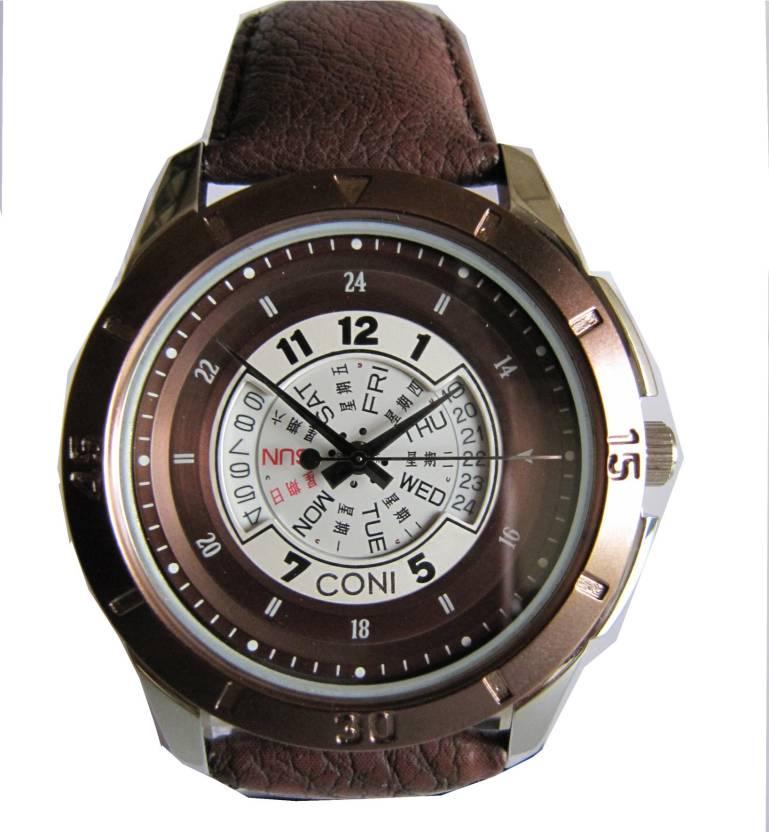 Coni MNH 7002 SL03 CONI Watch - For Men - Buy Coni MNH 7002 SL03