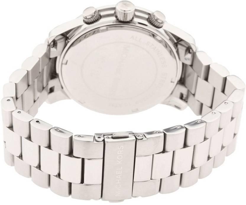 227d7dc85b41 Michael Kors MK8086 RUNWAY Watch - For Men - Buy Michael Kors MK8086 ...