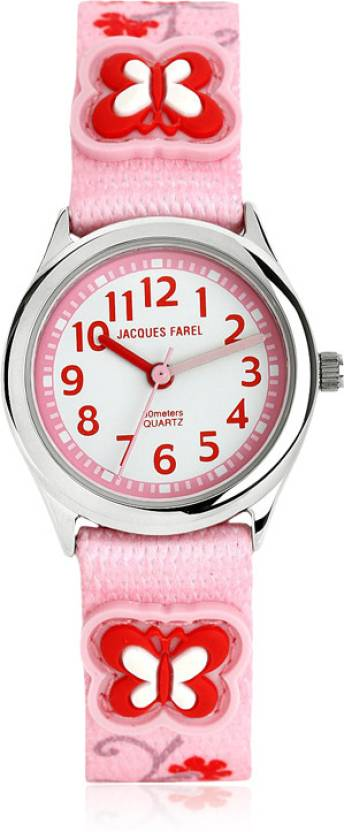 Jacques Farel Girls Watch Hcc3132 Armbanduhren