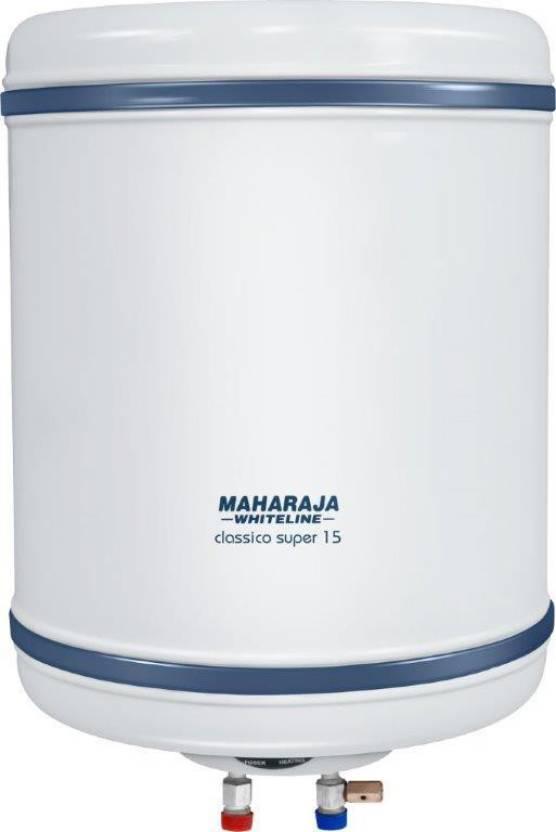 Maharaja Whiteline 15L Storage Water Geyser