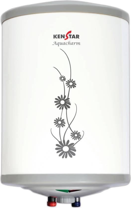 Kenstar 15 L Storage Water Geyser  (White, KGS15G8M-GDE.AF)-25% OFF