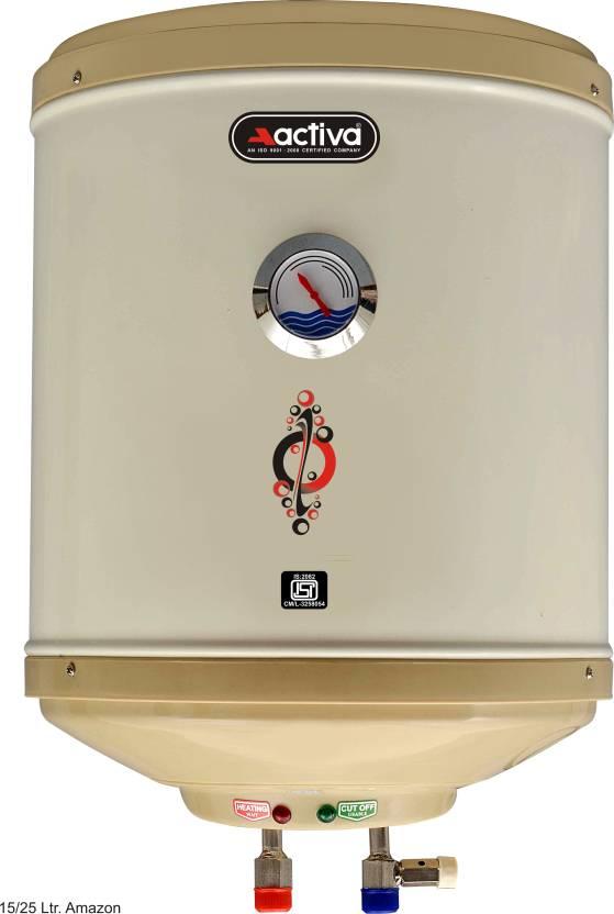 Activa 25 L Storage Water Geyser
