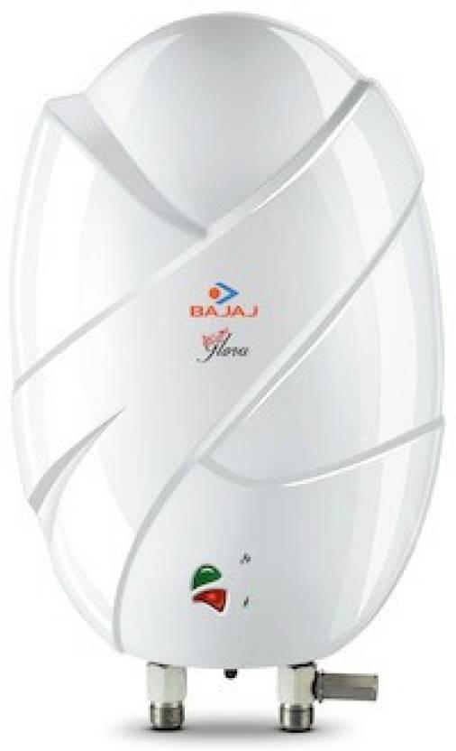 Bajaj 1 L Instant Water Geyser  (White, Flora)-15% OFF