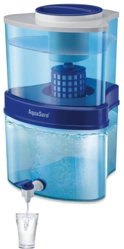 Eureka Forbes Aquasure Double Storage Xtra 18 L Gravity Based Water Purifier