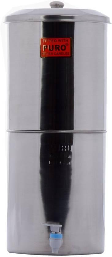 PURO POSS20 20 L Gravity Based Water Purifier