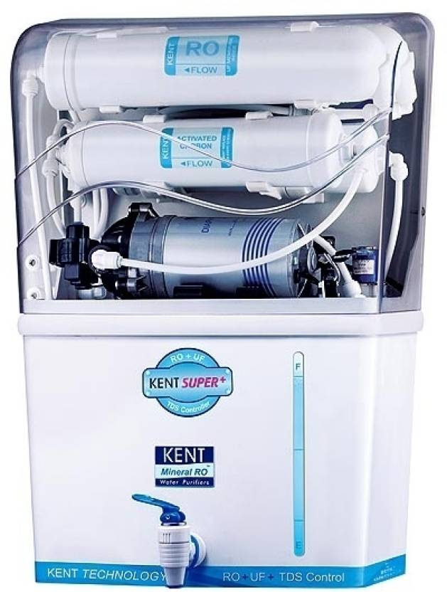 Kent Super Plus 8 L RO + UF Water Purifier