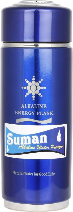 SUMAN ALKALINE FLASK Gravity Based Water Purifier