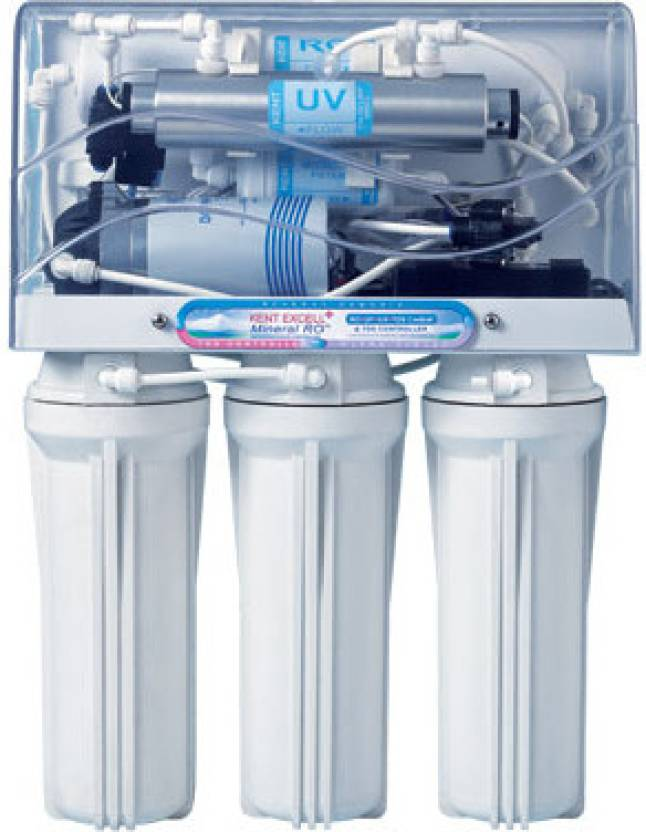 Kent Excell Plus 7 L RO + UV Water Purifier