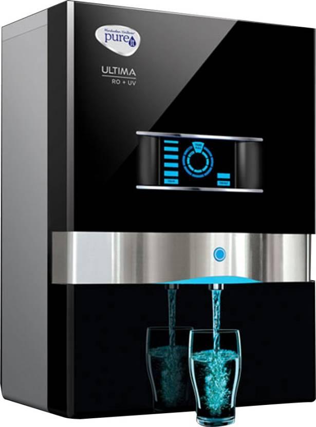 Pureit Ultima RO + UV 10 L RO + UV Water Purifier
