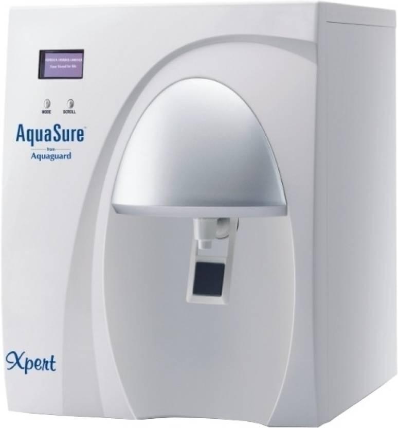 Eureka Forbes Aquasure Xpert 8 L RO + UV +UF Water Purifier