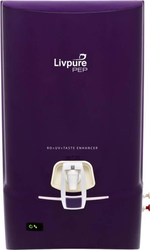 Livpure Pep 7 L RO Water Purifier