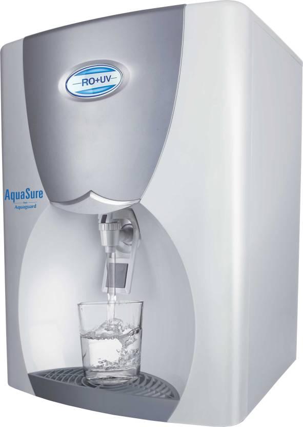 Eureka Forbes Aquasure RO+UV 8 L RO + UV Water Purifier