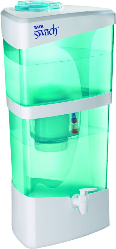 Tata Swach Crystal 18 L Gravity Based Water Purifier