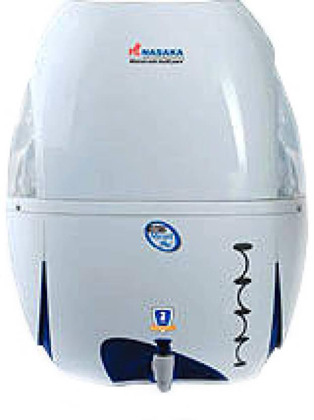 Nasaka Minjet 12 13 L RO + UV Water Purifier