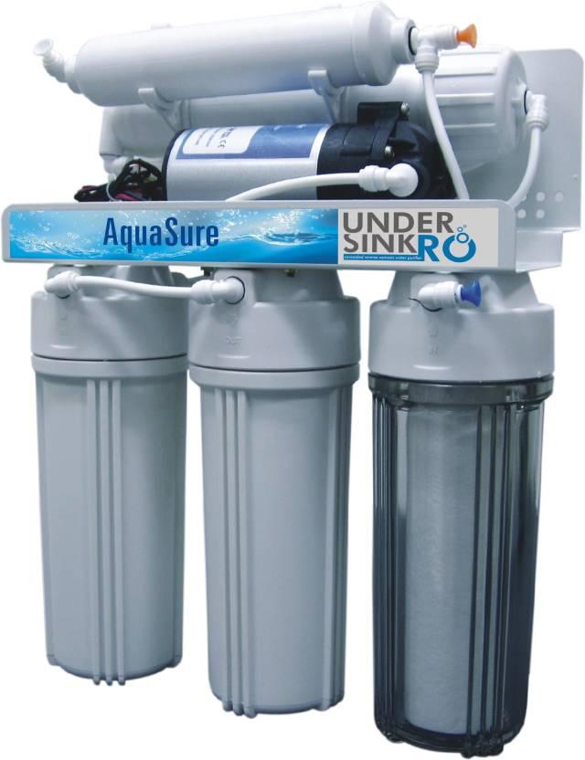 Eureka Forbes Aquasure Under Sink RO 14 L RO Water Purifier
