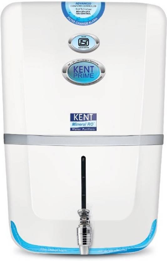 Kent KENT PRIME 9 L RO + UV +UF Water Purifier