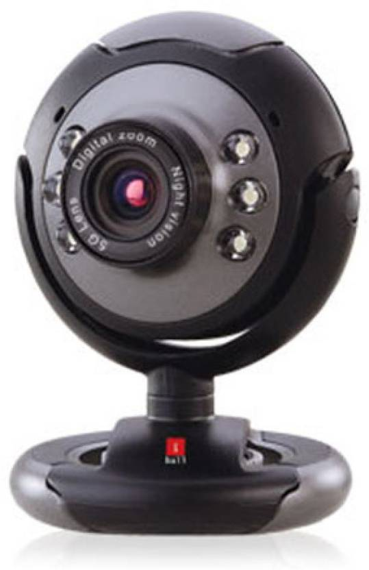 iBall Face2Face C12.0 Webcam
