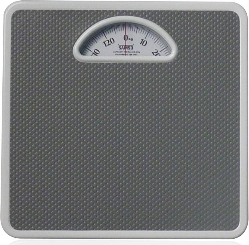 Samso Mechanical Bathroom Weighing Scale