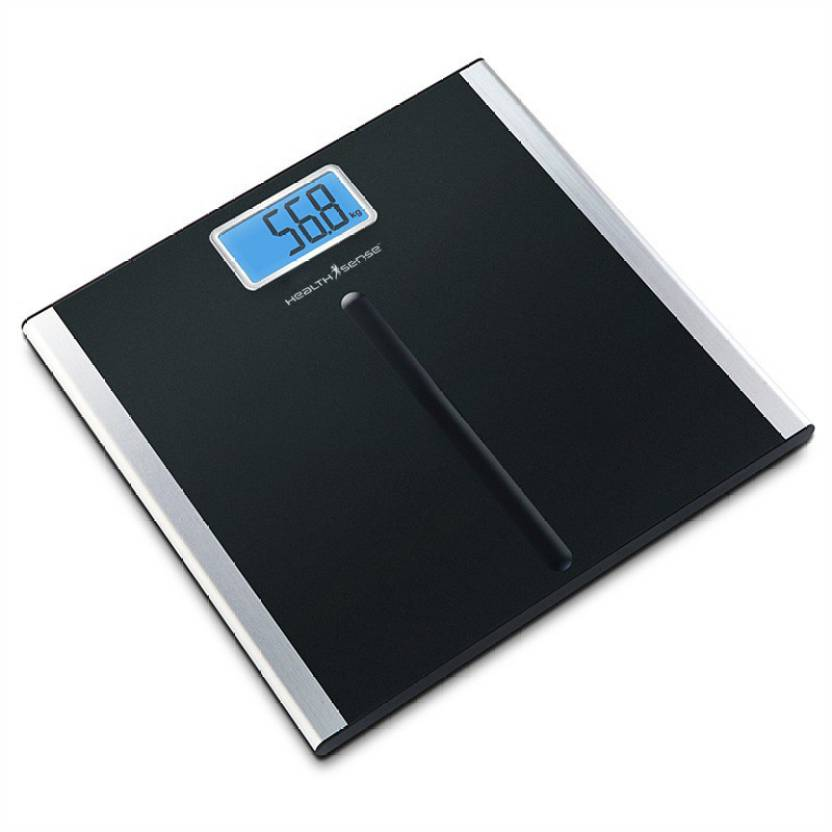 Health Sense Soft-Grip Personal Weighing Scale